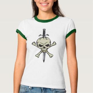 Day of the Dead Skull Tshirt
