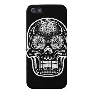 Day of the Dead Sugar Skull 2 iPhone 5 Cover
