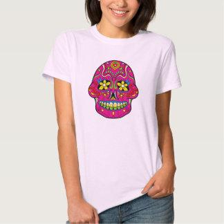 Day of the Dead Sugar Skull Dia de los Muertos Shirts