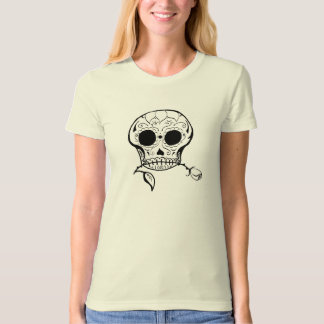 Day of the Dead sugar skull Shirts