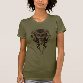 Day of the Dead Woman T-shirt