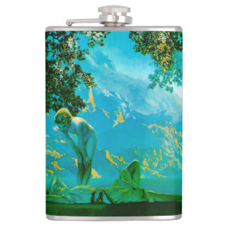 Daybreak 1922 hip flask