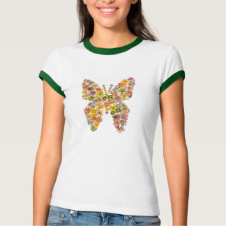 Daylily Butterfly Tee