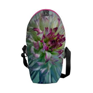 Dazzle Me, Dahlia! Messenger Bag