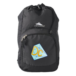 DC's Awesome Back Pack Backpack