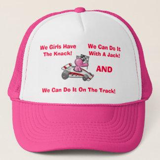 dde9c878a08dc15e-1, We Girls HaveThe Knack!, We... Trucker Hat