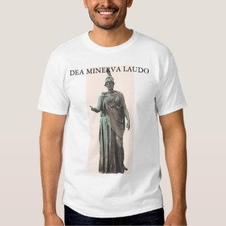 DEA MINERVA-NO BACKGROUND T SHIRTS