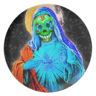 Dead Mary Plate
