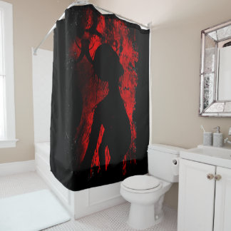 Dead Things Shower Curtain