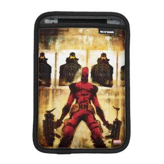 Deadpool Firing Range iPad Mini Sleeve