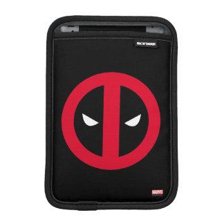 Deadpool Logo iPad Mini Sleeve