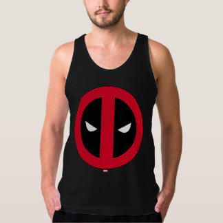 Deadpool Logo Singlet