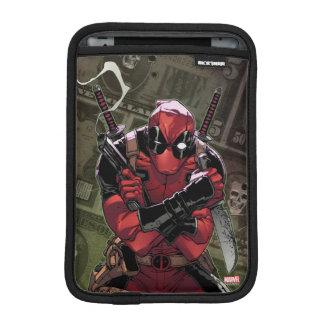 Deadpool Money iPad Mini Sleeve