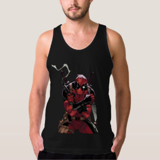 Deadpool Money Singlet