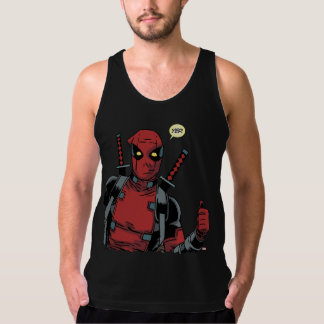 Deadpool Yep Singlet