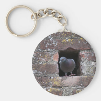 Deaf dove key chains