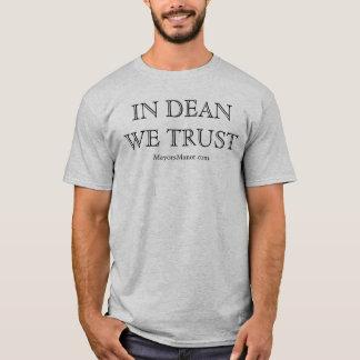Dean - Simple Grey T-Shirt