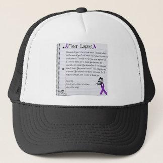 Dear Lupus.. Trucker Hat