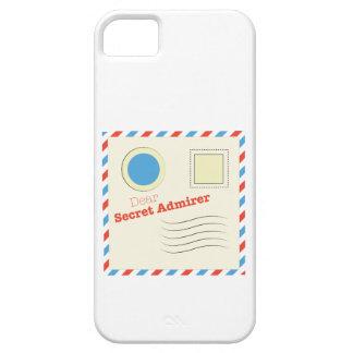 Dear Secret Admirer iPhone 5 Covers