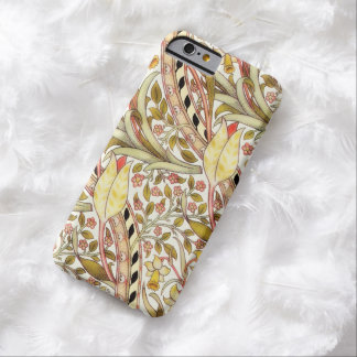 Dearle Daffodil Vintage Floral Pattern Barely There iPhone 6 Case