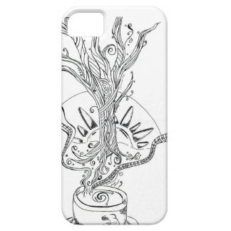 Death before Decaf iPhone 5 Covers