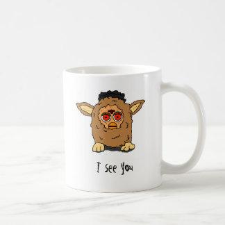 Death Furby Morning Mug