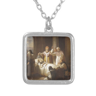Death of Saint Margaret of Hungary - Jozsef Molnar Necklaces