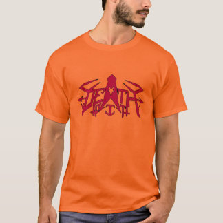 Death Pit Bright Orange Tee