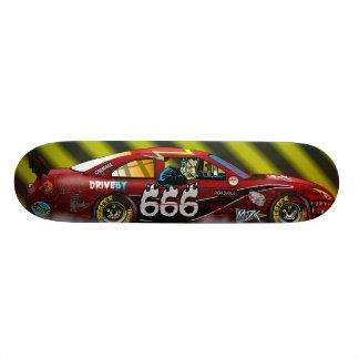Death Race Skateboard