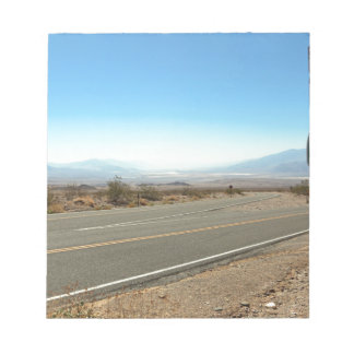 Death Valley 12 Notepad