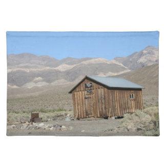 Death Valley - Ballarat Ghost Town Placemat