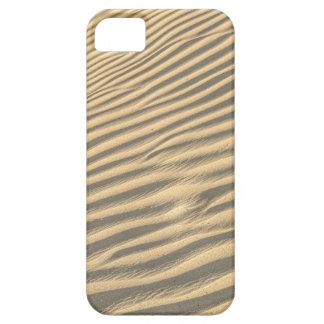 Death valley, desert natural sand dunes near devil iPhone 5 case
