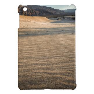 Death valley, desert natural sand dunes near devil case for the iPad mini
