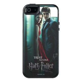 Deathly Hallows - Harry and Hermione OtterBox iPhone 5/5s/SE Case