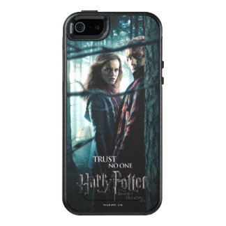 Deathly Hallows - Hermione and Ron OtterBox iPhone 5/5s/SE Case