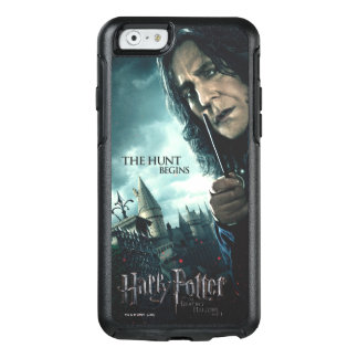 Deathly Hallows - Snape 2 OtterBox iPhone 6/6s Case
