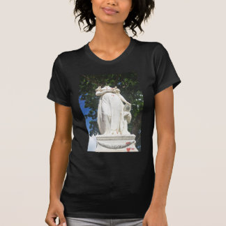 Decapitated statue in Martinique T-Shirt