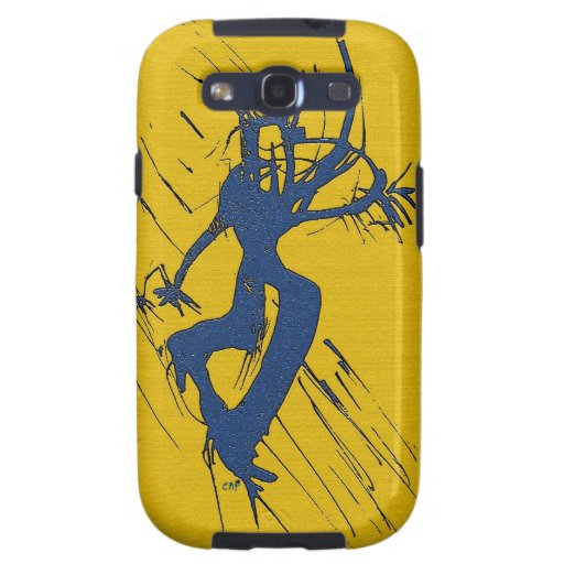 """""""decay on the way"""" crazyneopop's child samsung galaxy SIII case"""