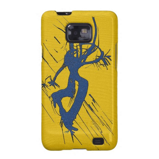 """""""decay on the way"""" crazyneopop's kind galaxy s2 case"""