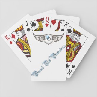Decked Out Playing Cards
