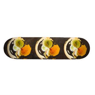 Deconstructed Lemonade Art Skateboard