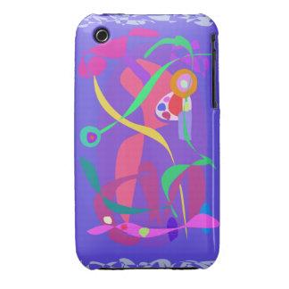 Decorative Art iPhone 3 Cover