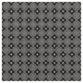 Decorative Diamond Pattern Fabric