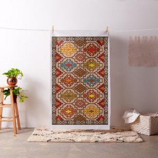 Decorative ethnic style fabric