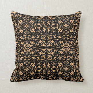 Decorative Floral Motif Pillows