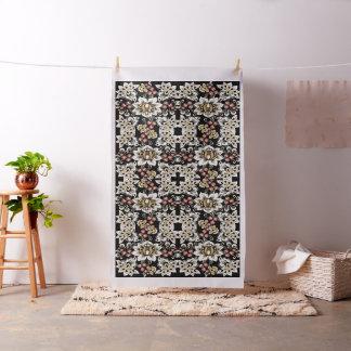 Decorative flower fabric