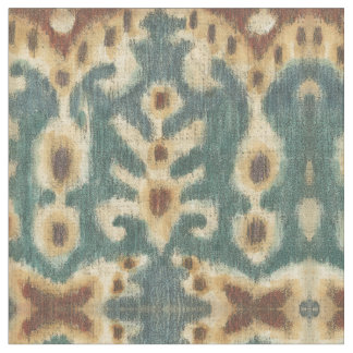 Decorative Ikat Fabric Design by Chariklia Zarris