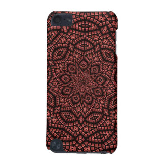 Decorative mosaic art iPod touch (5th generation) cases