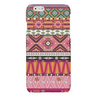 Decorative pattern in aztec style