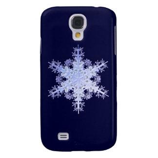 Decorative Snowflake Galaxy S4 Case